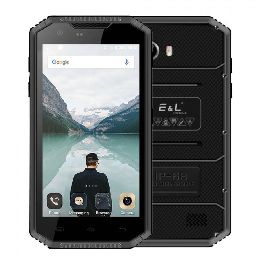 Móvil RESISTENTE antigolpes 4G Android WIFI GPS MovilTecno 802