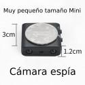 Cámara ESPÍA pequeña con INFRARROJOS y grabador MovilTecno 804