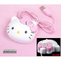 Raton Hello Kitty USB Mini Optico para PC Portatil Barato