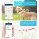 GPS para Perros y Gatos LOCALIZADOR MovilTecno 822