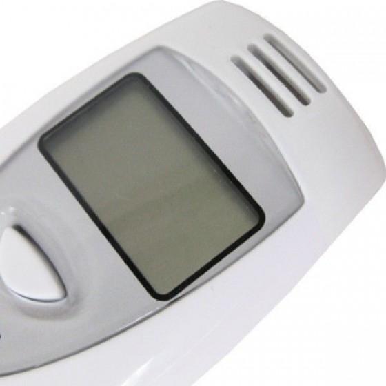 Alcoholimetro Display Digital LCD Mini Portatil Barato