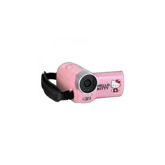 Camara de Video Digital Rosa INGO Hello Kitty Barata