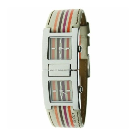 Reloj Adolfo Dominguez 24003 Mujer Diseño Fashion Piel Barato