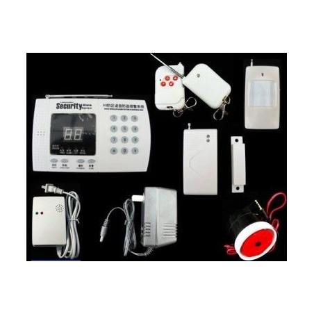 Alarmas Hogar para casas y tiendas sin cables baratas