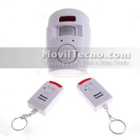 Alarma de Casa, Barcos, Tiendas barata con volumetrico y 2 mandos