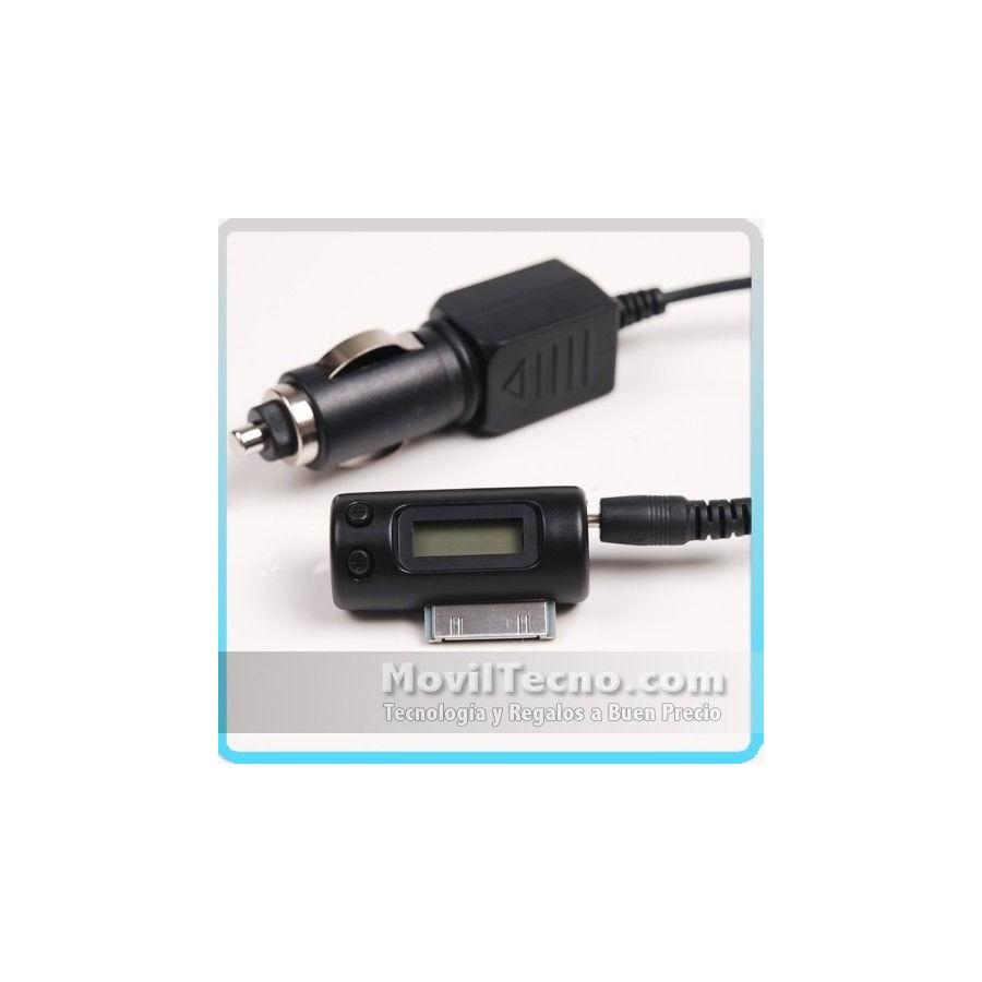 Fm trasmisor mini para Iphone 3Gs y 4 barato