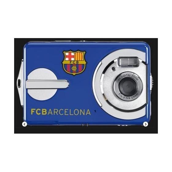 Camara Digital FC Barcelona INGO 5 Mega Pixel Barata