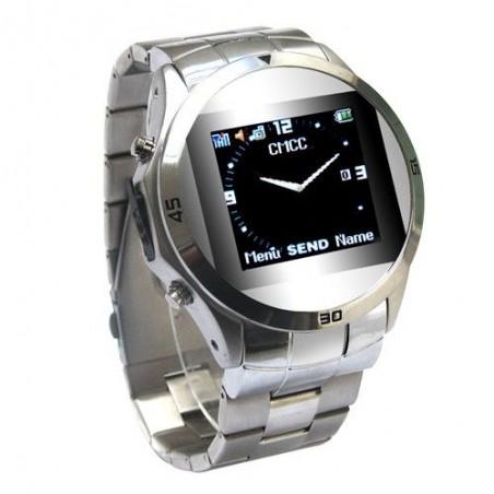 Reloj con Telefono Movil Camara Espia Tactil Bluetooth Barato