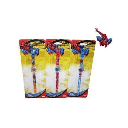 Reloj Spiderman Infantil Analogico Barato