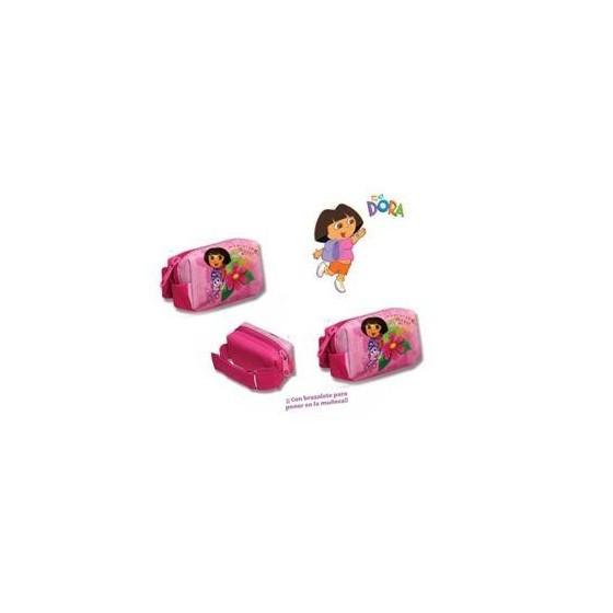 Monedero Dora la Exploradora con brazalete, Barato