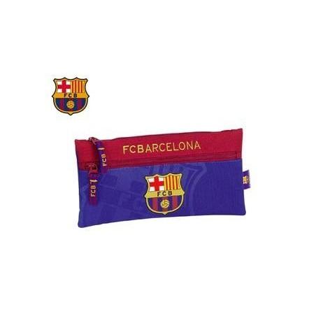 Estuche F.C. Barcelona lapicero portatodo, Barato