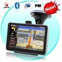 NAVEGADOR GPS Barato 5 pulgadas con Mapas BLUETOOTH MP3 MP4