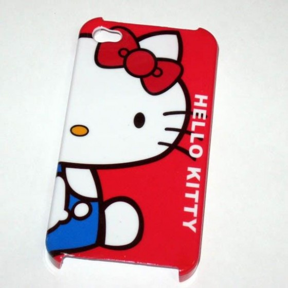 Carcasa Iphone 4 de Hello Kitty Barata