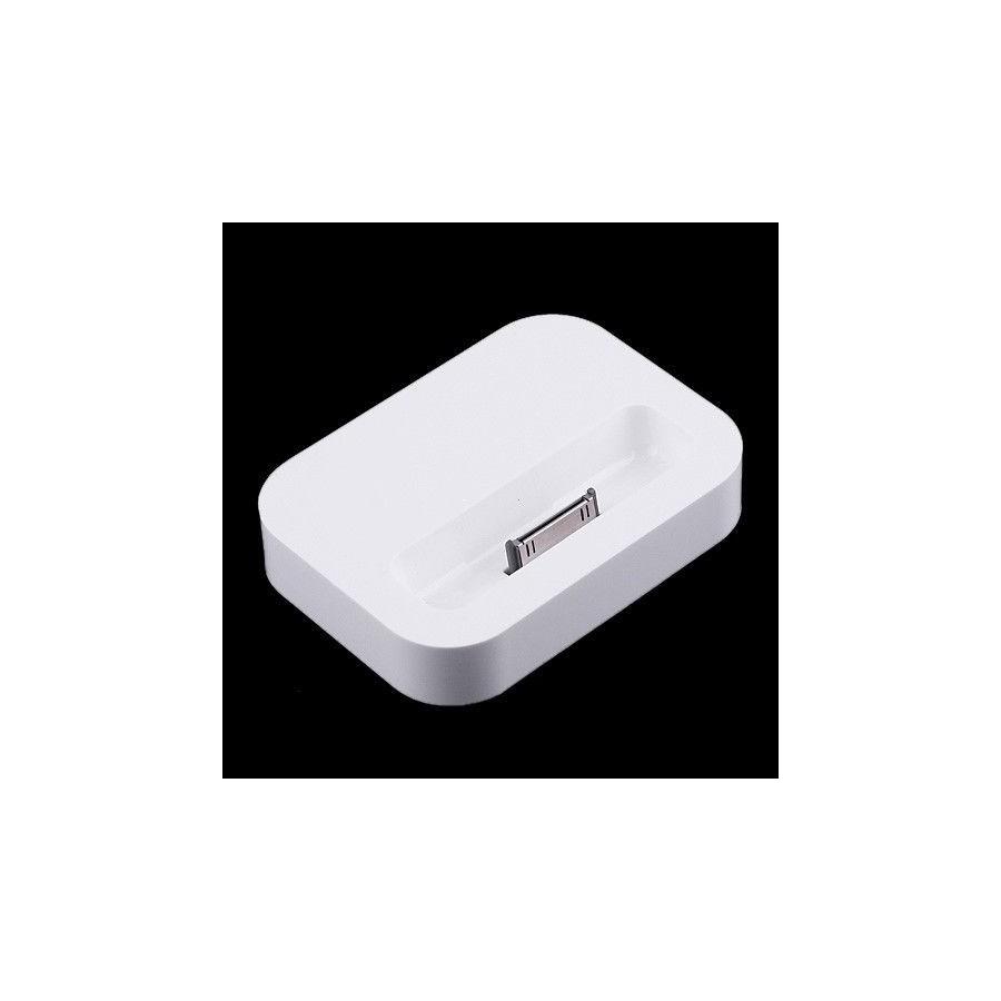 Soporte pie Dock Base Cargador para IPHONE 4 Barato