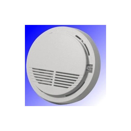 Alarma Anti incendios barata con detector humos