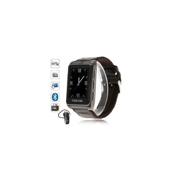 Reloj TELEFONO Movil Mp3 Mp4y Camara Bluetooth Tactil Barato
