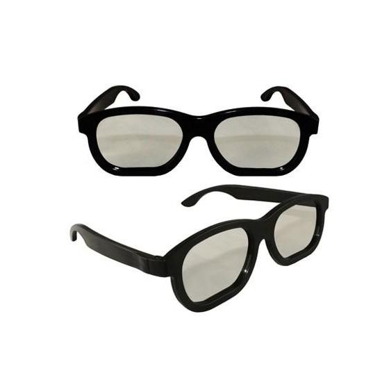 Gafas 3D POLARIZADAS Baratas ver Peliculas 3 dimensiones en CINE