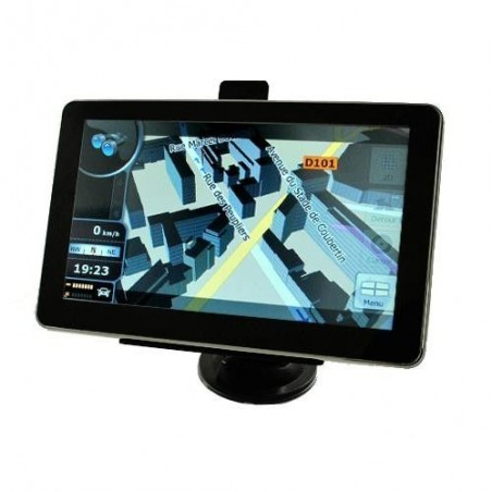 GPS Barato NAVEGADOR 7 pulgadas con Mapas MP3 MP4