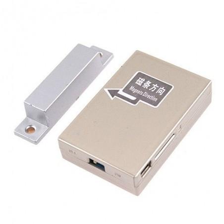 ALARMA GSM barata para PUERTAS y Localizador A-Gps