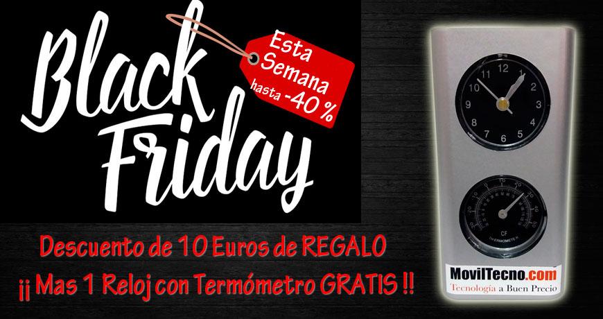 Black Friday en MovilTecno.com