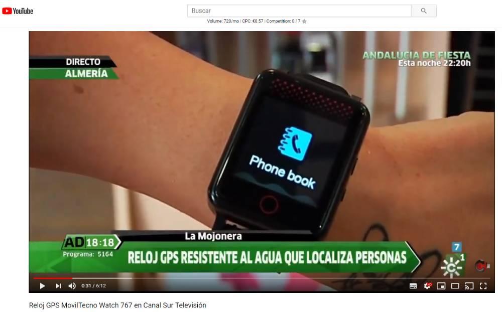 MovilTecno.com en Canal Sur