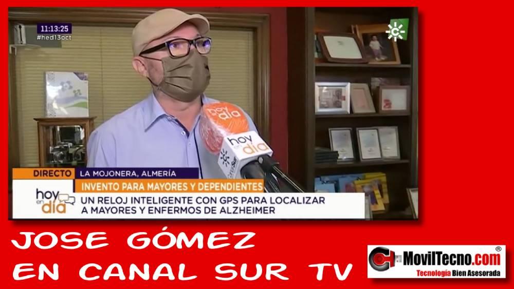 MovilTecno.com 806 en Canal Sur Televisión