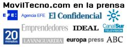 MovilTecno.com en los medios de comunicacion