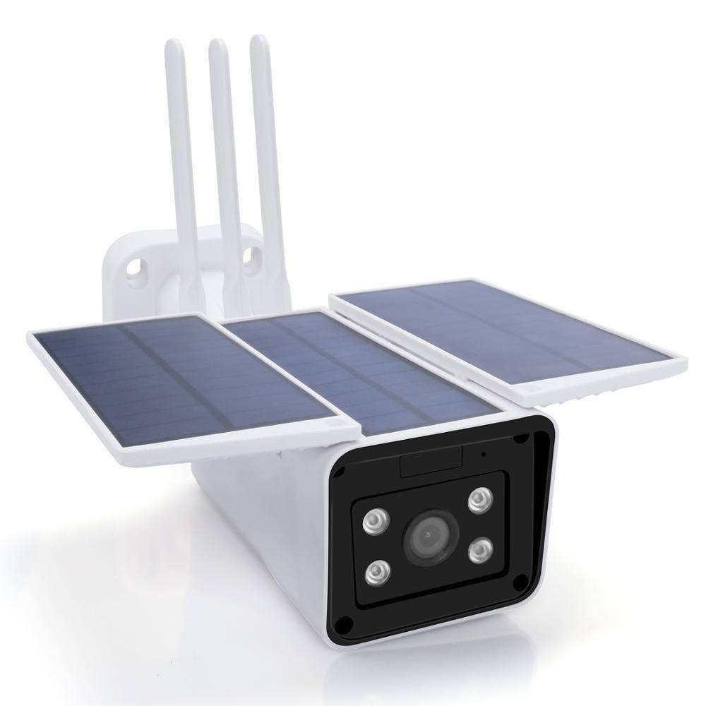 Camaras solares sin internet anti okupas