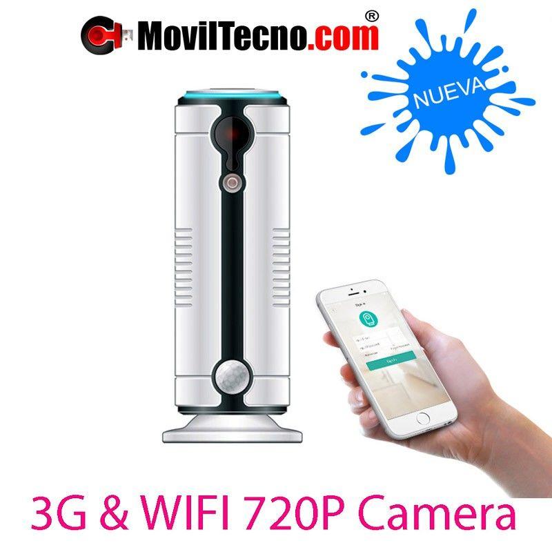 Camaras de video 3G para apartamentos