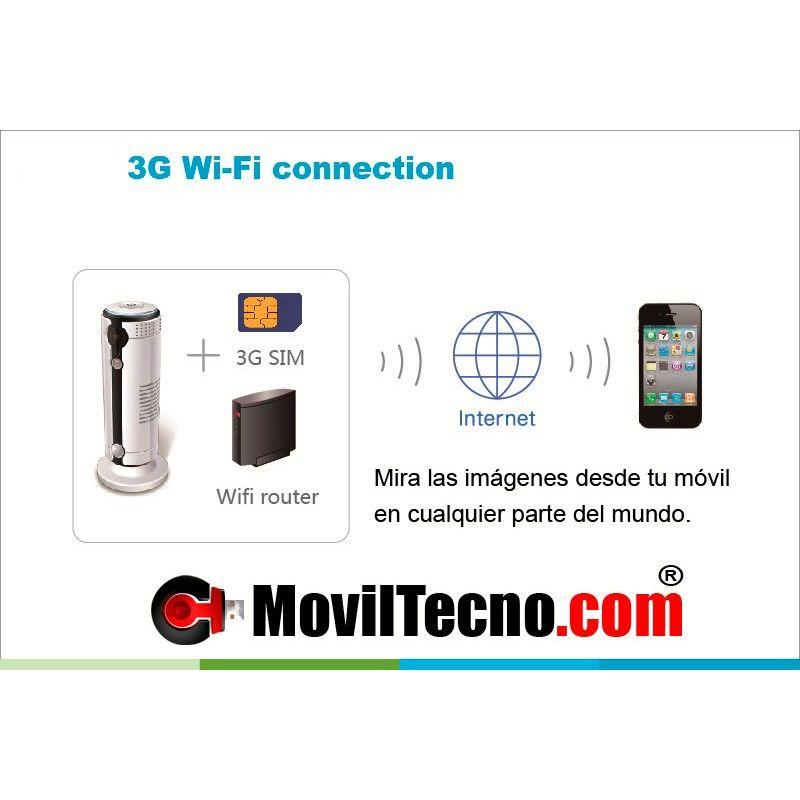 Camaras 3G y wifi