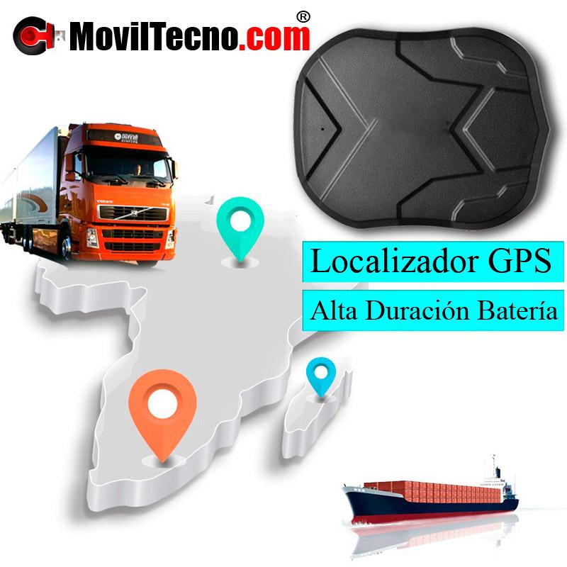 GPS localizador LAPA para coches